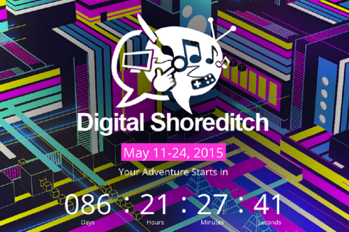 Digital Shoreditch Festival for digital community