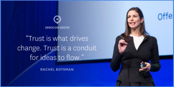 Rachel Botsman - Trust