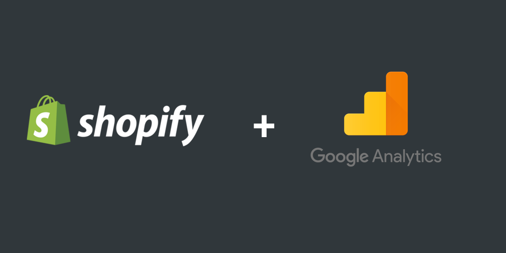shopify and google analytics
