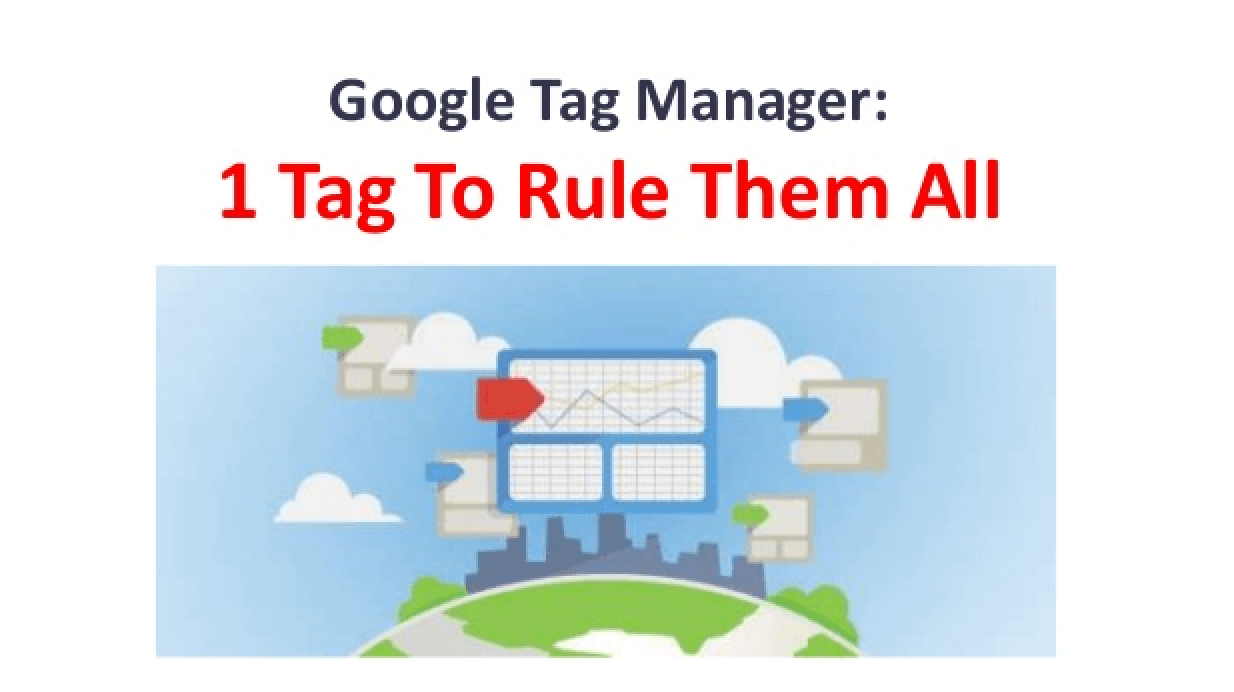 Google Tag manager - 1 system for your scripts