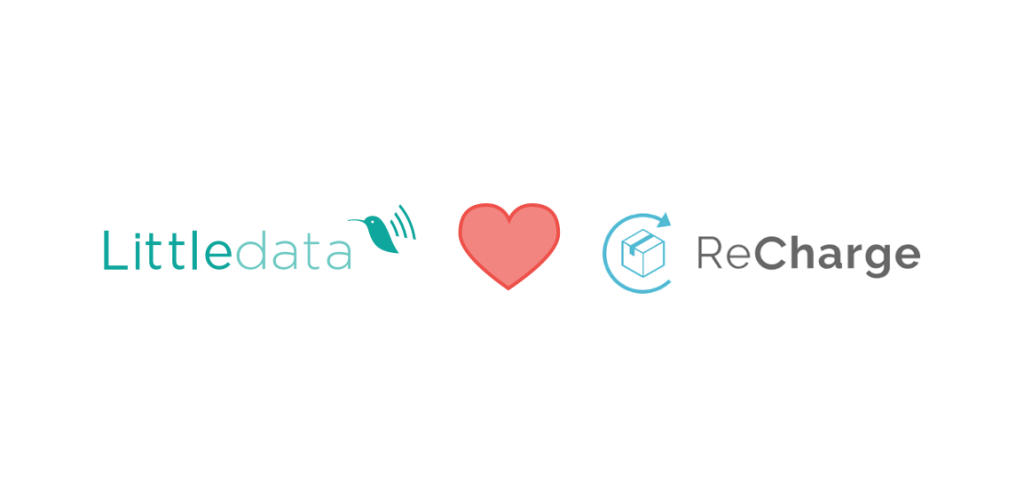 Littledata loves ReCharge stores