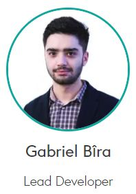 Gabriel Bira - Lead Developer