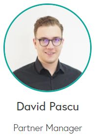 David Pascu - Partner Manager