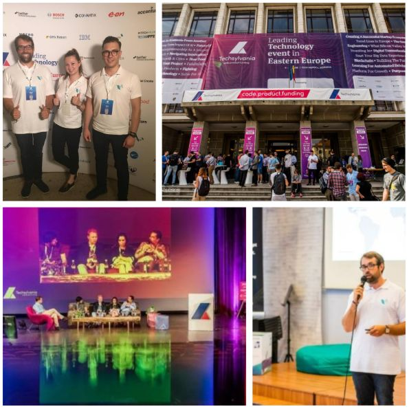 Littledata at Techsylvania